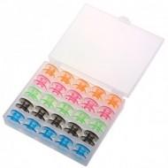 Komplet špulni u kutiji  25 komada